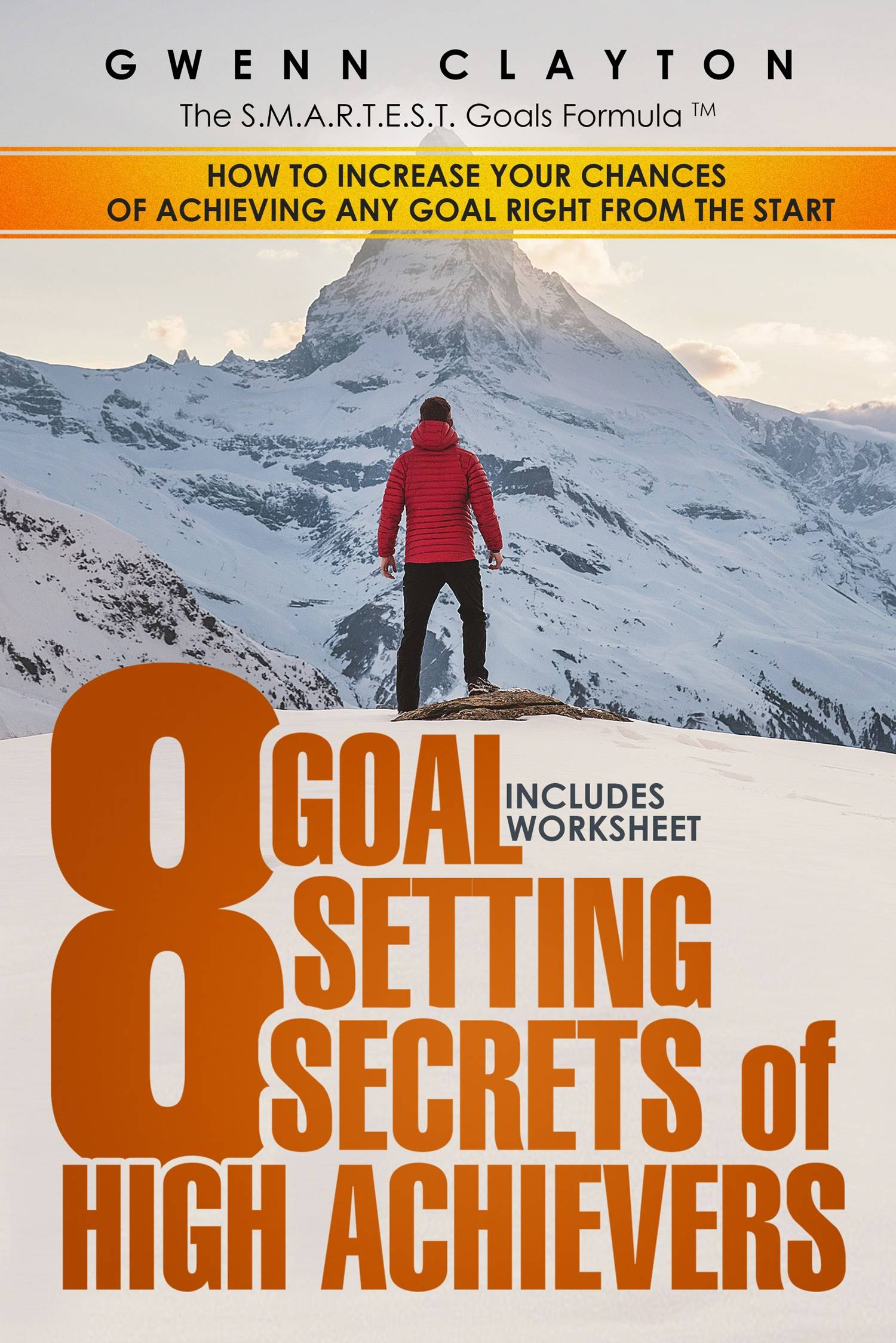 Smart Goal Setting Steps And Examples Acronym Creating Goals Worksheet How To Increase Your Chances Of Achieving Any Personal Or Professional Right From The Start Ebook 7 Offer